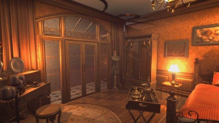 Решение головоломки в комнате Аманды вLust for Darkness