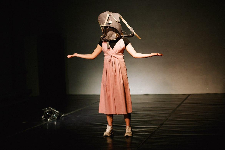 Contemporary Art & STAGE DFT (DANCE FILM THEATRE) from Petersburg & Modern ballet