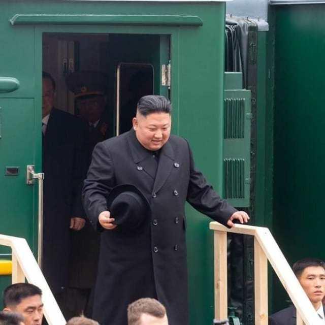северная корея, ким чен ын,