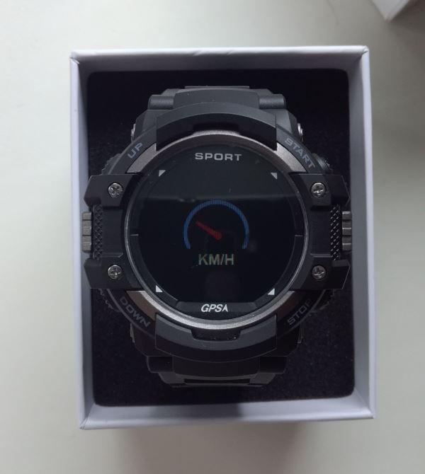 no 1 f7 gps smartwatch