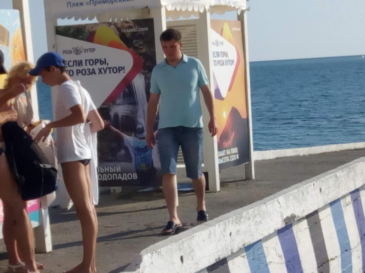 Пляжи в Сочи