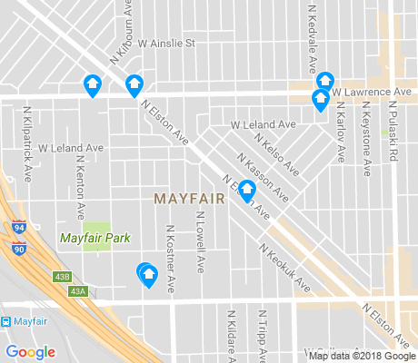 Mayfair Chicago Apartments for Rent and Rentals  Walk Score