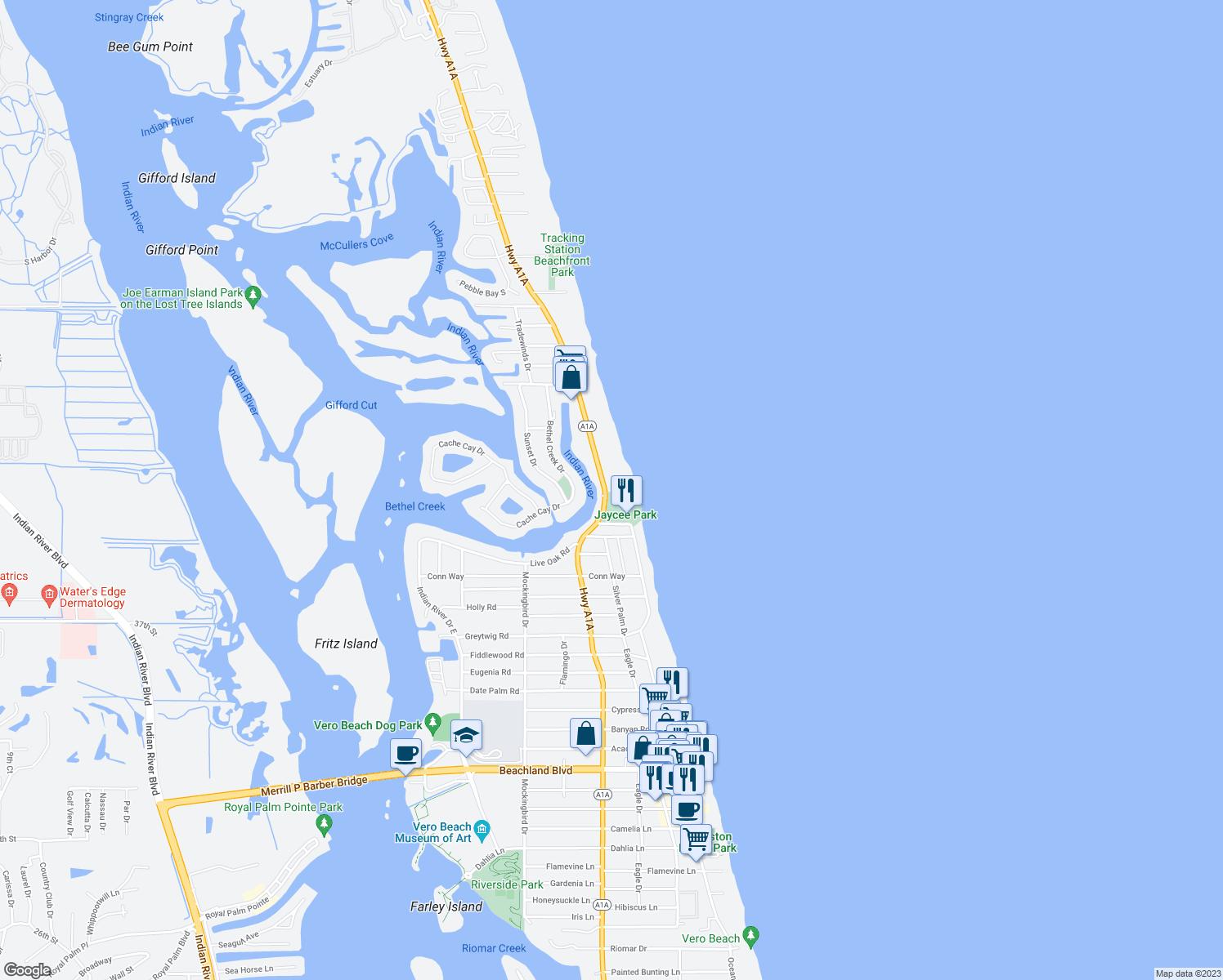Restaurants Near Me Vero Beach