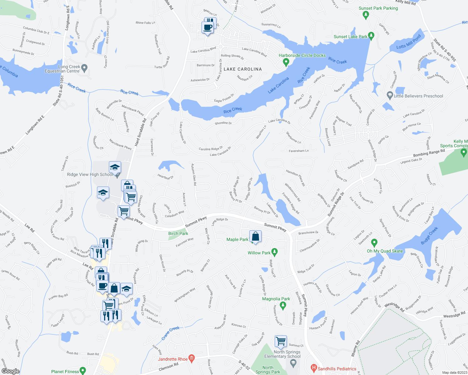 Restaurants Near Me 29229