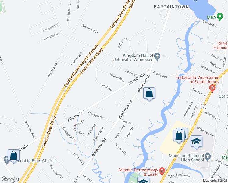 Restaurants Near Me 08234