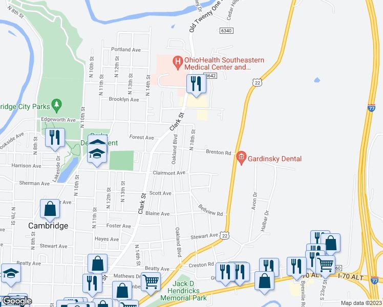 Restaurants Near Me Zanesville Ohio