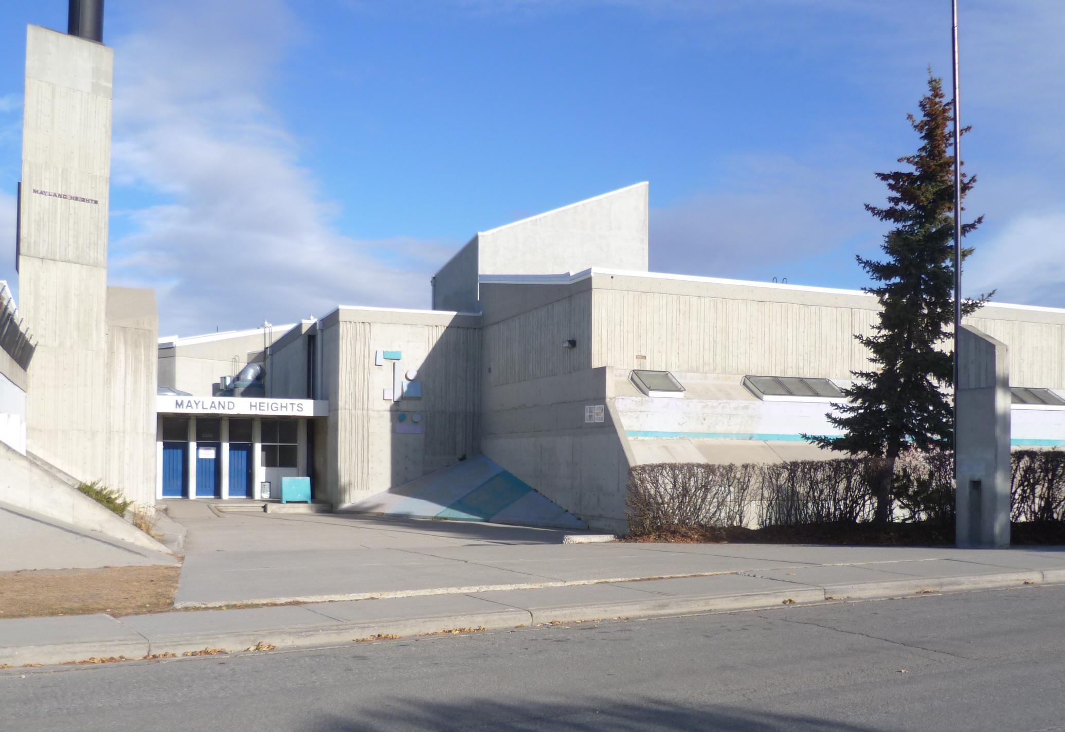 mayland heights elementary school