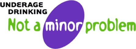 Underage.Drinking.Not.A.Minor.Problem.Logo