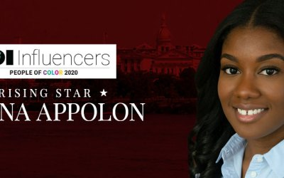 ROI Influencers People of Color 2020 Rising Star: Regina Appolon