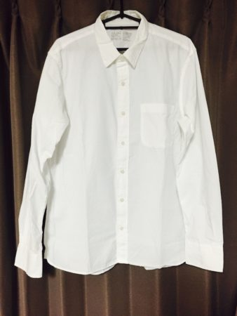 無印良品のブロードシャツをおすすめする3つの理由