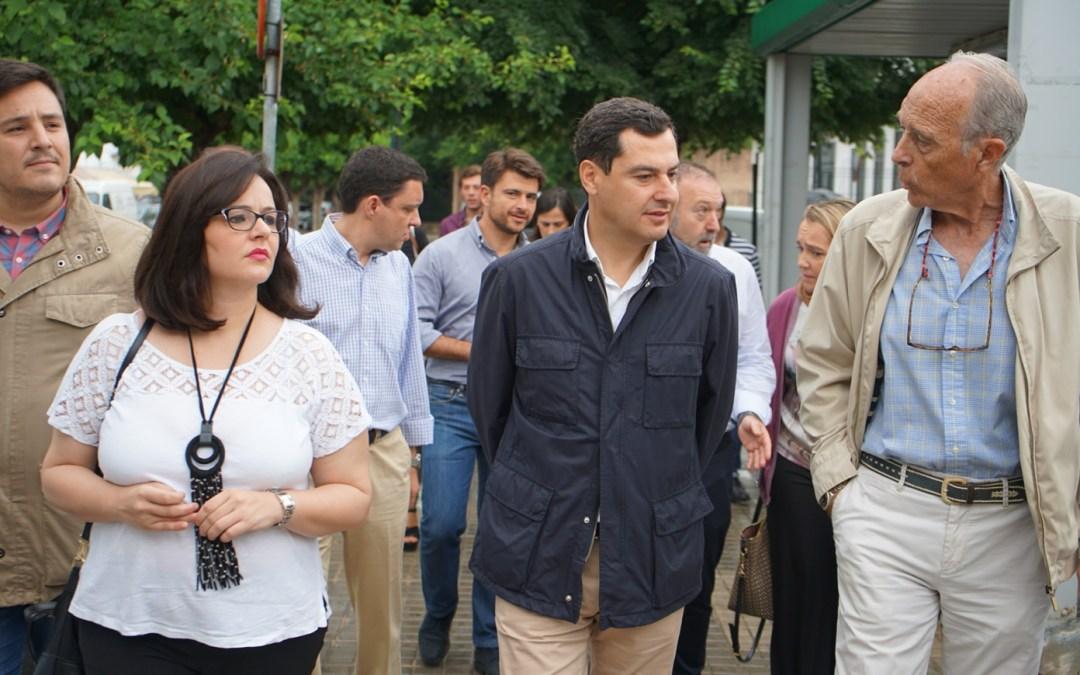 """Moreno: """"Díaz está noqueada, y su gobierno quebrado"""""""