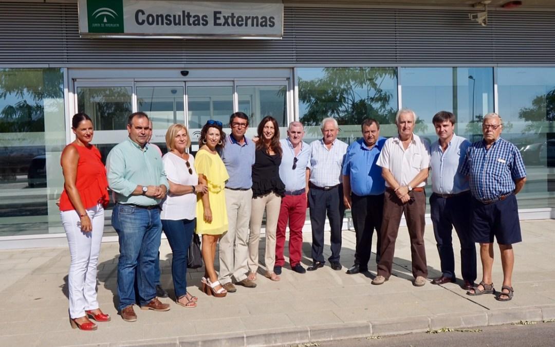 """Loles López: """"La Sanidad andaluza hace aguas pero Díaz sólo echa el salvavidas a sus altos cargos"""""""