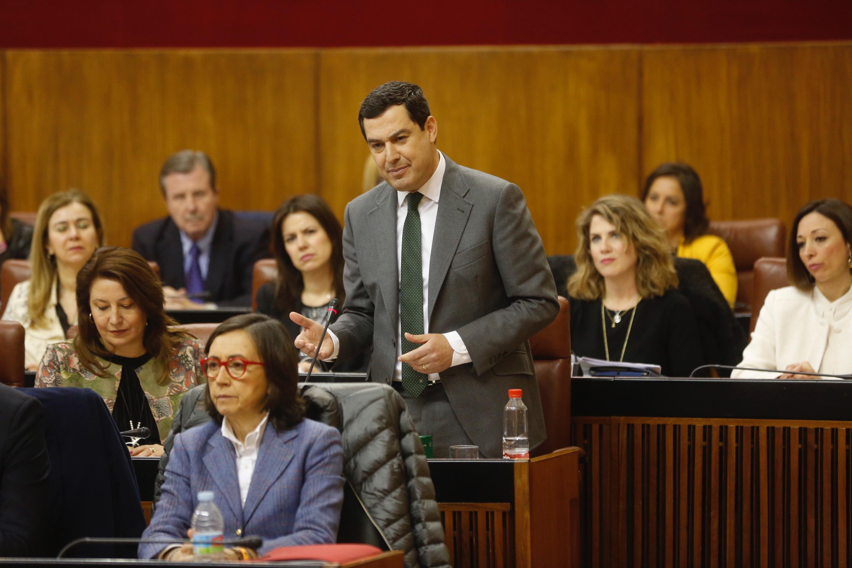 Moreno propone a Díaz la implantación del cribado de colon en toda Andalucía en 2018