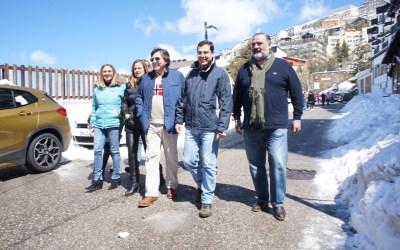 Juanma Moreno propone un Plan Director para Sierra Nevada que mejore su gestión y promociónJuanma Moreno propone un Plan Director para Sierra Nevada que mejore su gestión y promoción