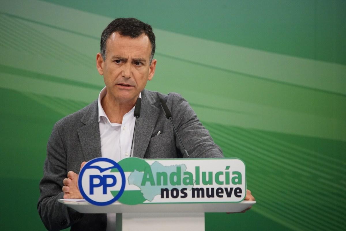 El PP Andaluz reclama a Díaz explicaciones sobre las ayudas a la empresa vinculada a un amigo personal de Chaves