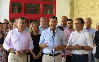 """Moreno exige responsabilidad a Sánchez: """"Ha pesado más el interés electoral y ahora estamos viendo las consecuencias"""""""