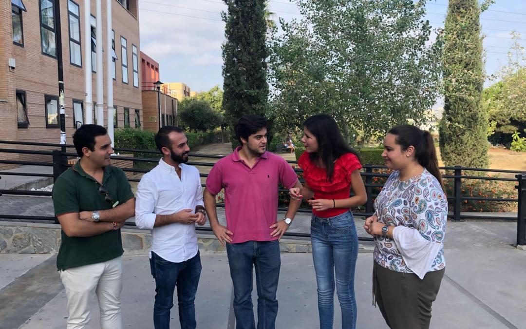 NNGG-A insta a Díaz a tomar medidas ante la falta de alojamientos para los universitarios andaluces