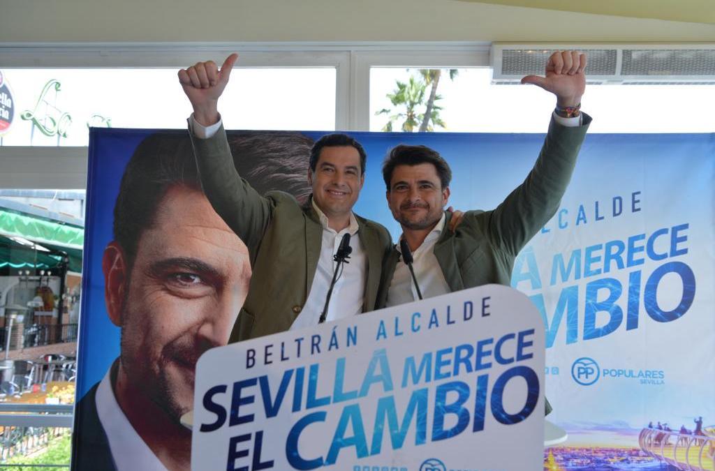 Moreno advierte a Sánchez que no permitirá que entregue los intereses de Estado a una sola parte de España