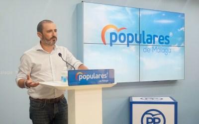 Carmona exige al PSOE que pare la campaña de difamación contra el Cabo de Gata