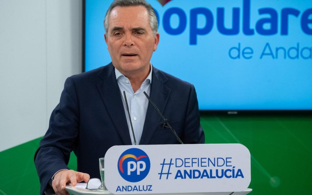"""Bueno apunta que la Lista es """"necesaria y útil para desbloquear el desarrollo económico en Andalucía"""""""