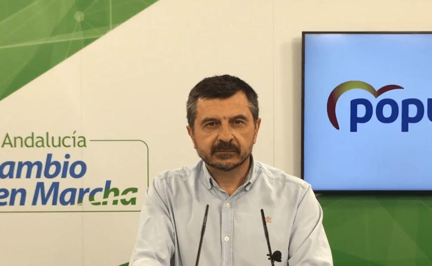 """Martín: """"Si Susana Díaz quiere ser útil, que retire el recurso en el TC contra el decreto de simplificación"""""""
