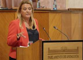 Ángela Hidaldo. Archivo PPAndaluz