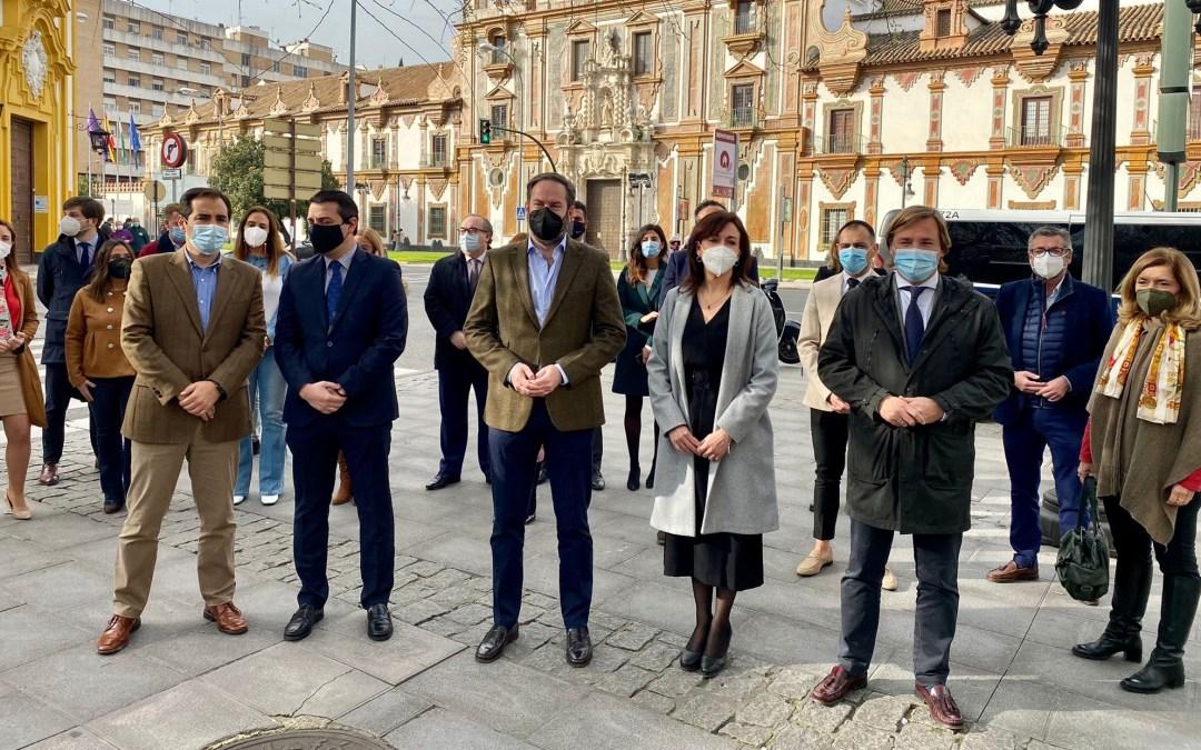 """Nieto apela al """"espíritu de concordia"""" del 28F y rechaza que """"los extremos se apoderen del debate"""""""