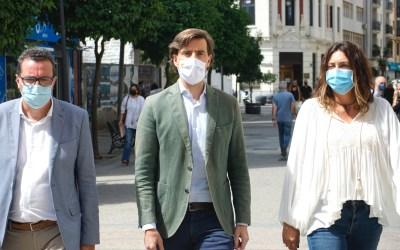 López reclama a Montero y Espadas trabajar por los andaluces en lugar de anteponer los intereses de Sánchez