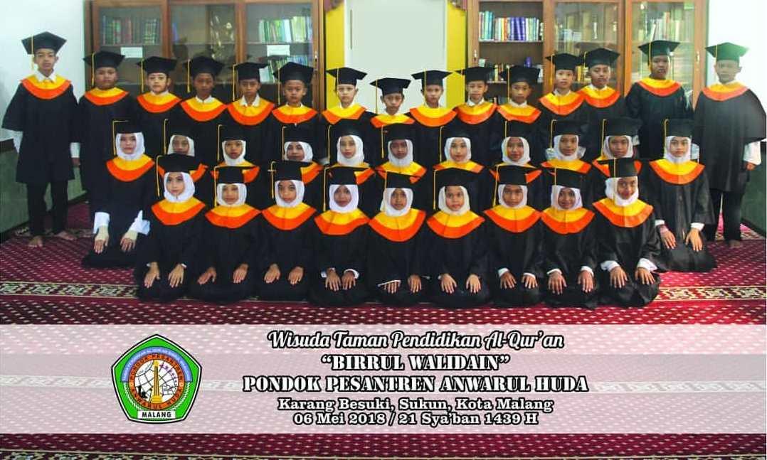 TPQ Birrul Walidain PP Anwarul Huda Malang