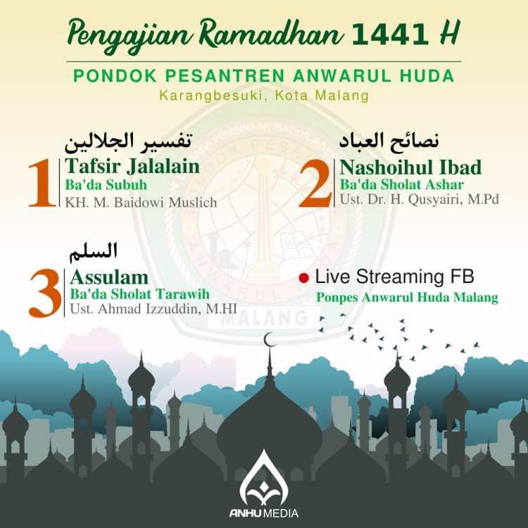 Pengajian Ramadhan 1441H / 2020M