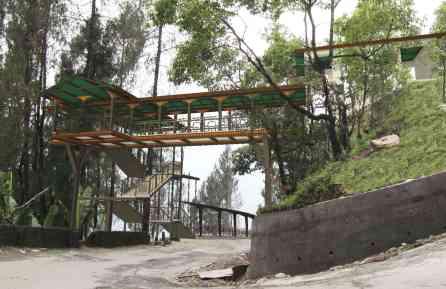 Render of the Foot Overbridge - 1