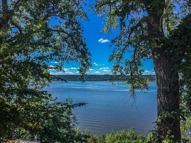 The Mississippi River @ Lake Pepin