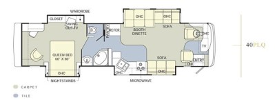 PLQ floorplan