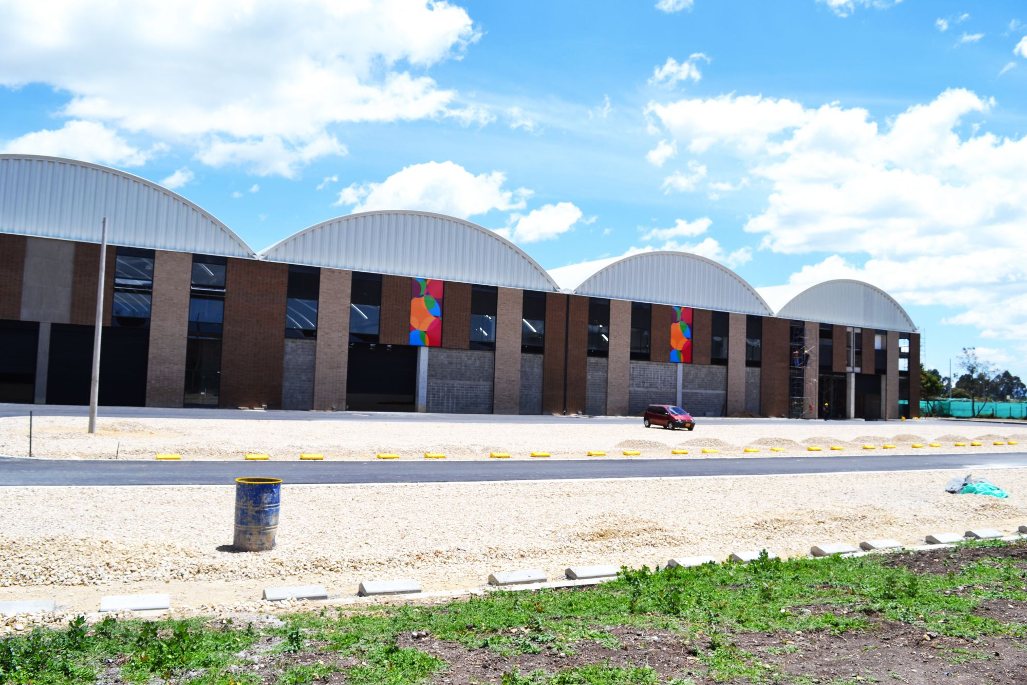PPC Flexible packaging announces completion and grand opening of new plant in colombia for its horticulture business.
