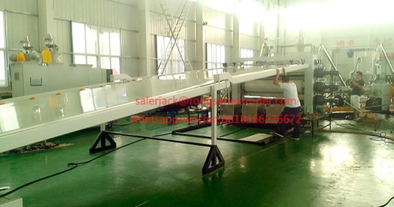 ABS PMMA sheet machine