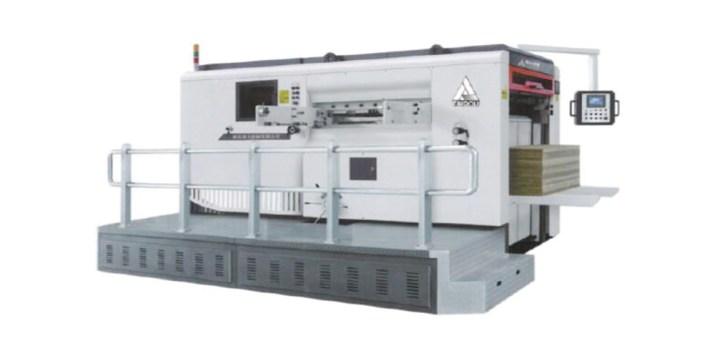 PP Corrugated Sheet Die Cutting Machine