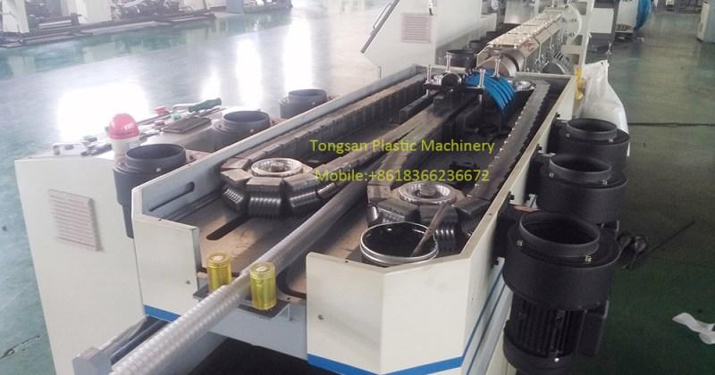 kitechen sink pipe making machine