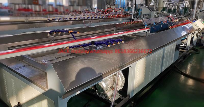 UPVC window door profile production line