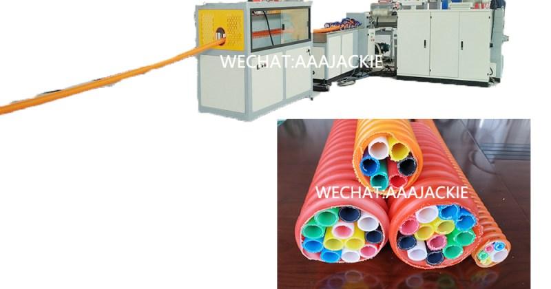 HDPE Microduct COD Pipe Machine