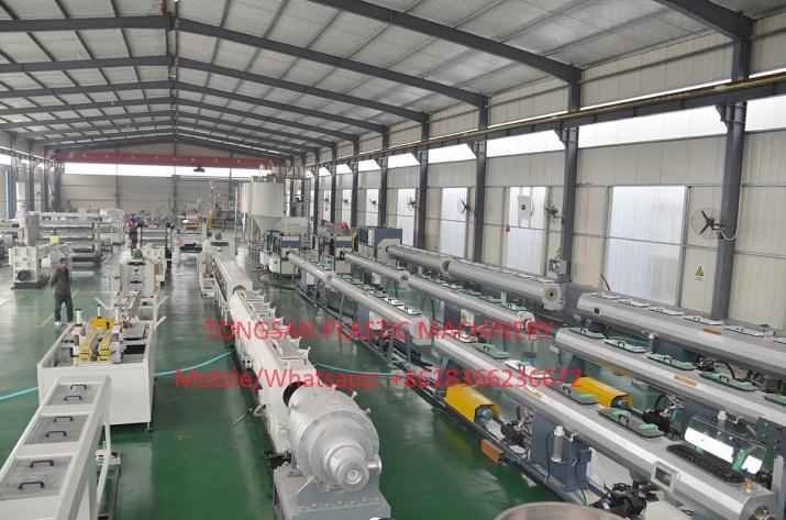 Plastic Pipe Machine Factory