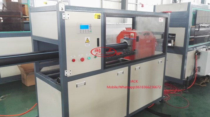 Machine de Fabrication de Tube PEHD Pression