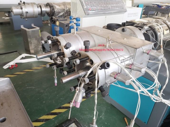 Máquina de extrusión de Tubo Conduit Electrico PVC