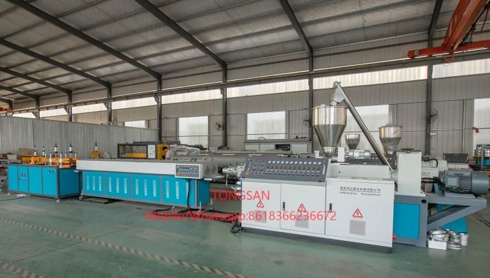 Ligne de production Tuyau tube électrique pvc