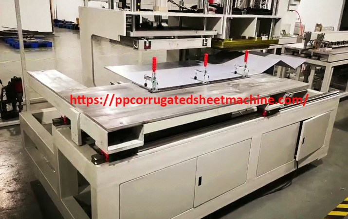 PP Bulk Container Making Machine