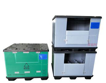 PP Collapsible Pallet Box