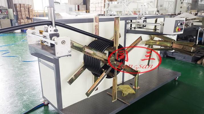 Plastic Flexible Corrugated Pipe Making Machine