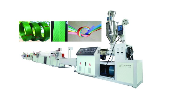 Máy sản xuất dây đai nhựa