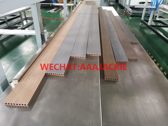 Máy sản xuất Sàn ngoài trời WPC