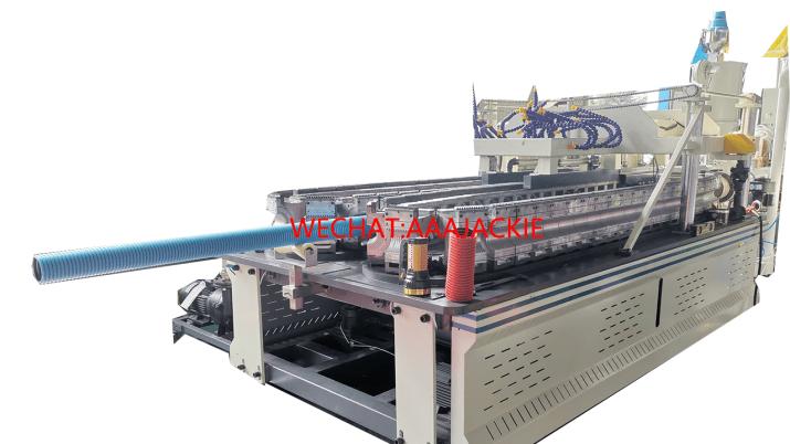 Máy sản xuất ống Gân Xoắn HDPE 2 Lớp