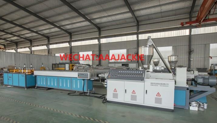 Máy sản xuất Ống luồn dây PVC